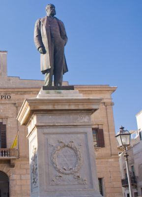 Piazza Europa, Favignana,