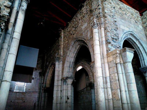 S. Maria degli Alemanni interior