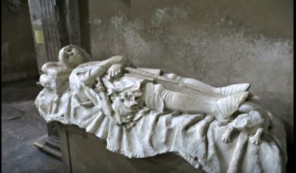 Tomb in San Francesco d'Assisi